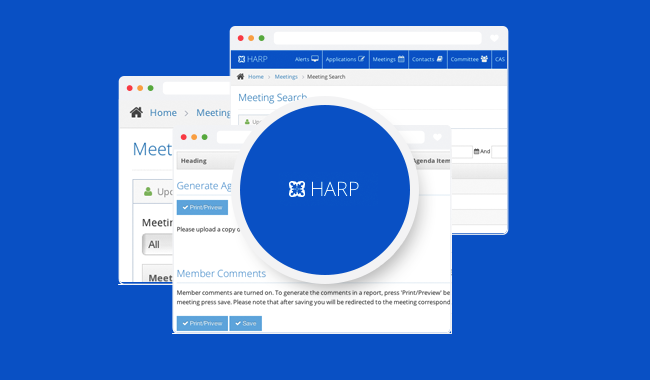 HARP featured