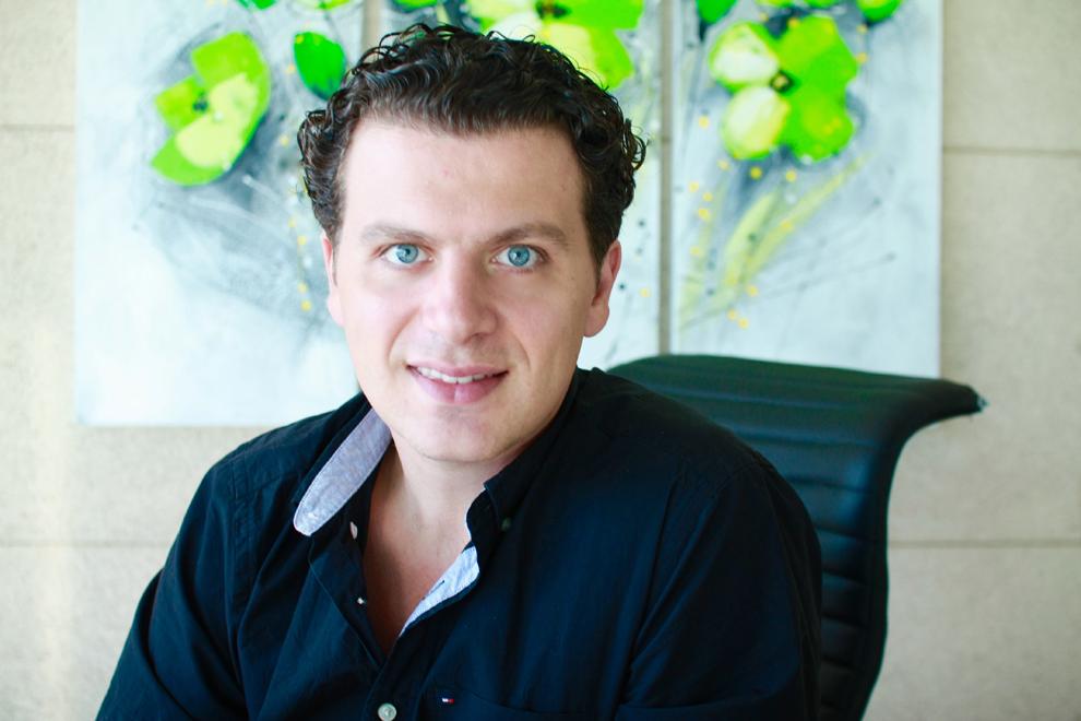 BGO Software CEO Ivan Lekushev