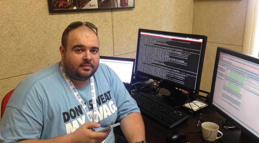 Ivan Angov Sysadmin BGO Software