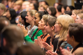 women in tech conference