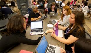 жени в технологията