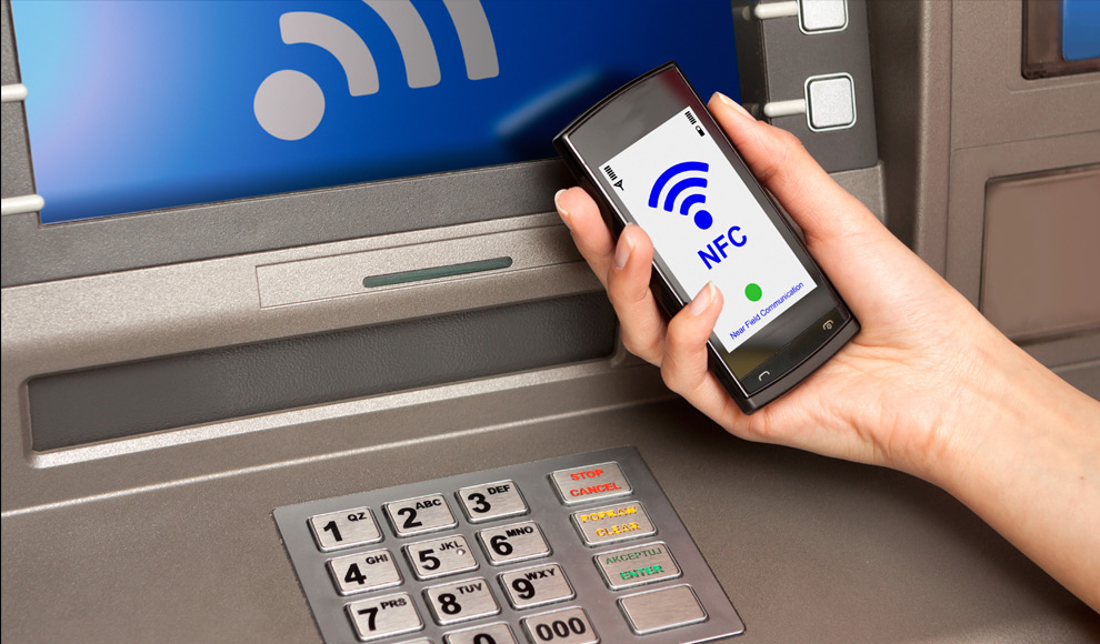 Insidepost ATM NFC Mobile Payments