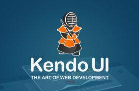 Kendo UI - Featured image
