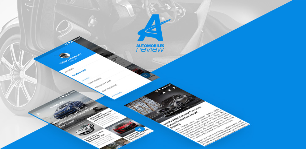 AutomobilesReview App - best automobiles app on market