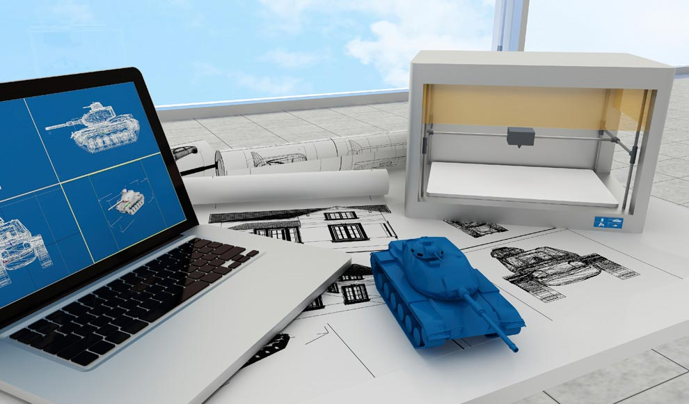 3D printing tank