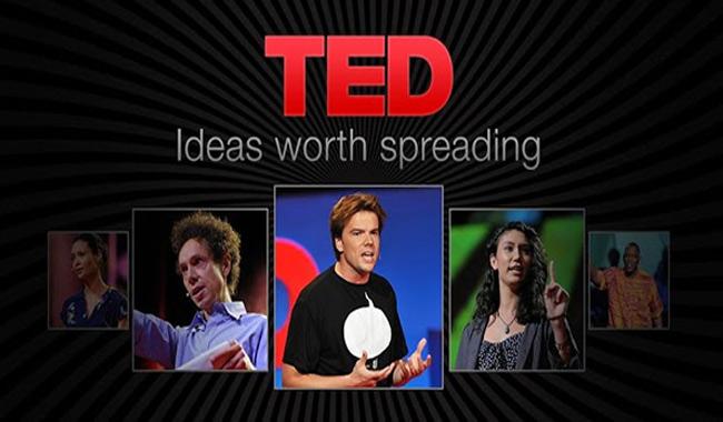 TED ideas worth spreading