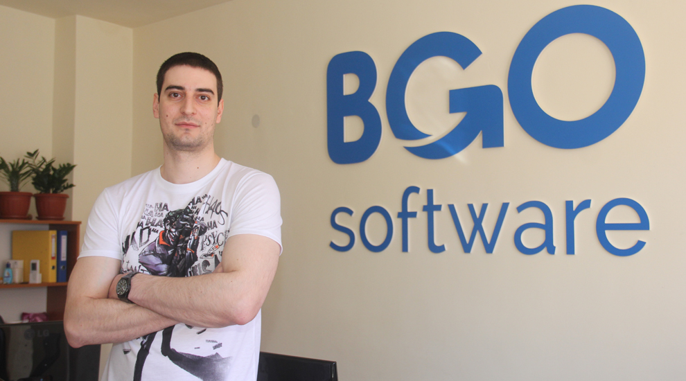 Nikolai Kalenski Senior Developer - BGO Software