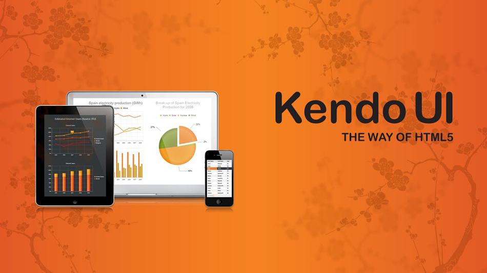 Kendo-UI-HTML5