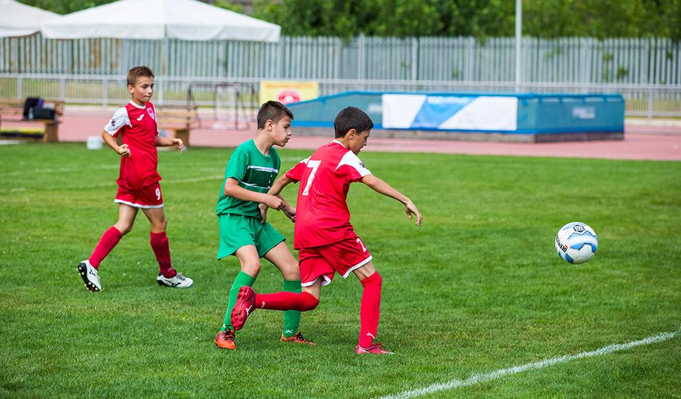 Футболни таланти - Златоград