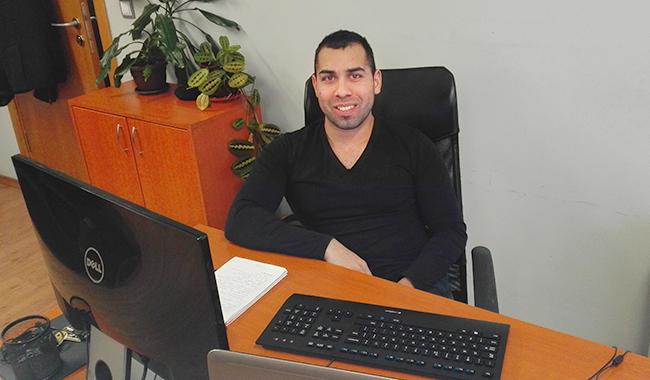 Tanyo Ivanov, Software Developer at BGO Software