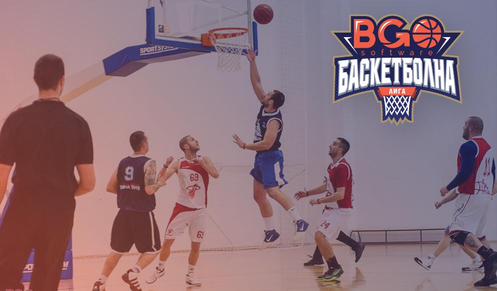 BGO Software Баскетболна Лига