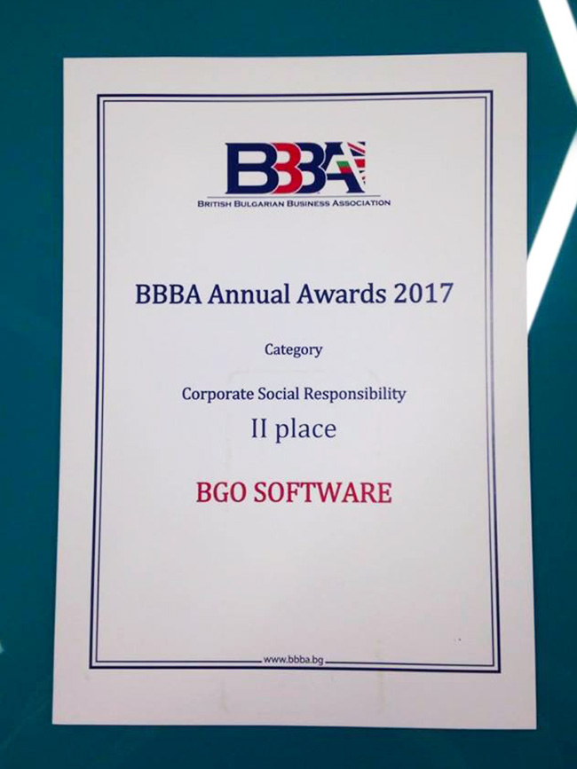 bbba annual awards