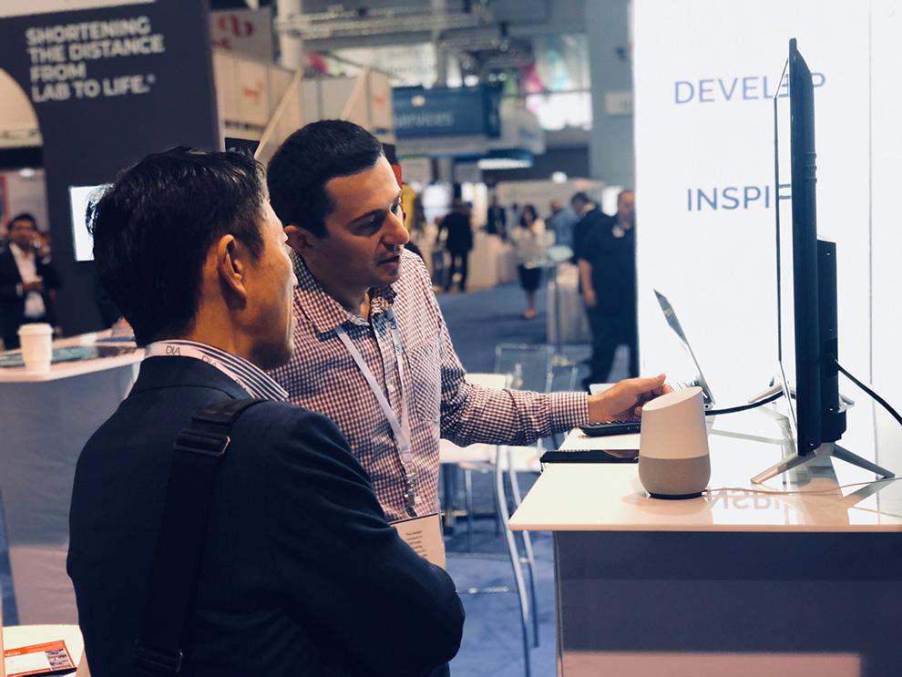 BGO Software exhibiting at DIA 2018