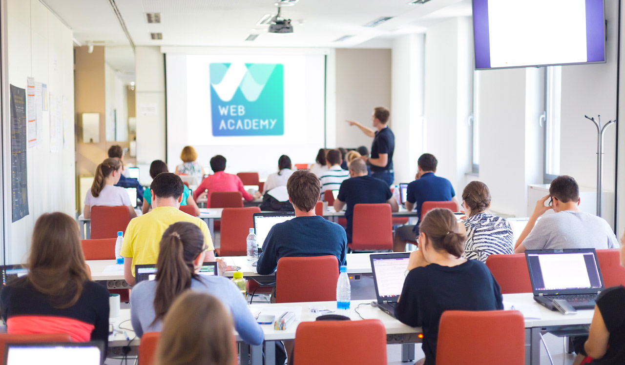 Free IT courses with a mission
