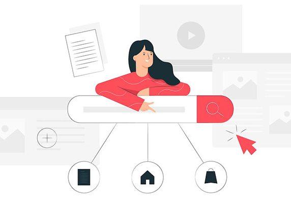 Web-based booking platform for holiday rentals