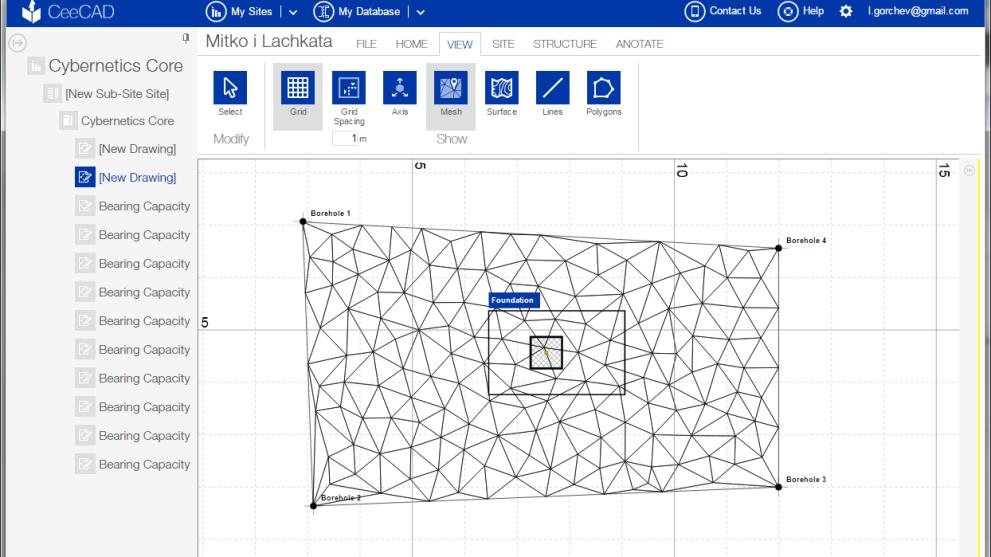 CEECAD CAD web-based software solution online construction engineering platform - 2