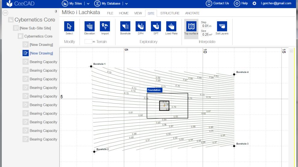 CEECAD CAD web-based software solution online construction engineering platform - 3