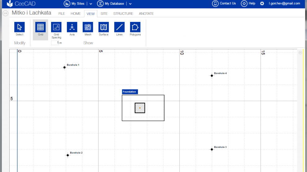 CEECAD CAD web-based software solution online construction engineering platform -5