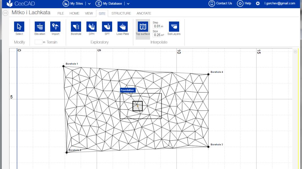 CEECAD CAD web-based software solution online construction engineering platform - 6