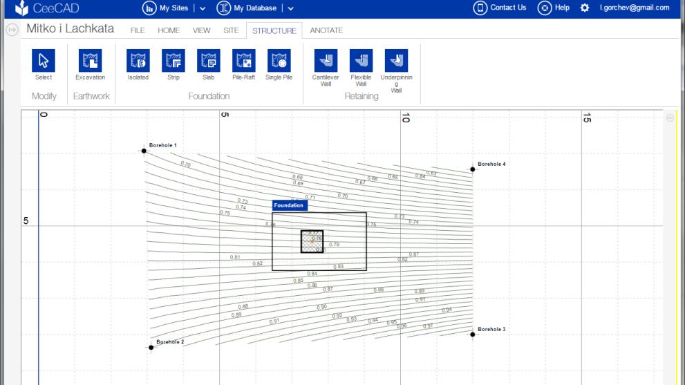 CEECAD CAD web-based software solution online construction engineering platform - 7