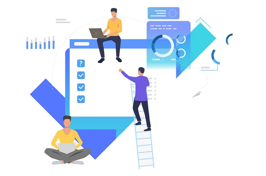 Mobile application and Web platform