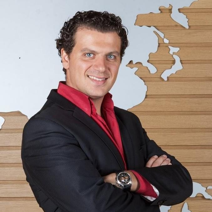 Ivan Lekushev, CEO